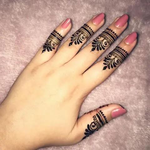 easy-mehndi-design-for-girl-fingers