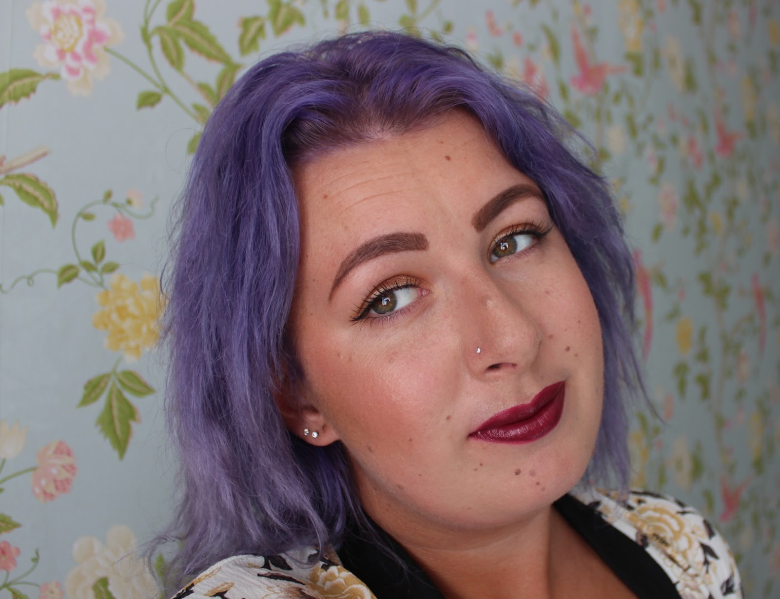 Urban Decay Vice Lipstick Moshpit beauty blog