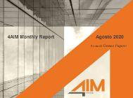 4AIM Monthly Report di agosto 2020