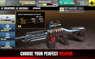 Kill Shot Virus Mod Apk v1.2.0 Terbaru Full version