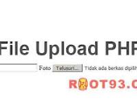 Cara Membuat Optional File Upload di PHP