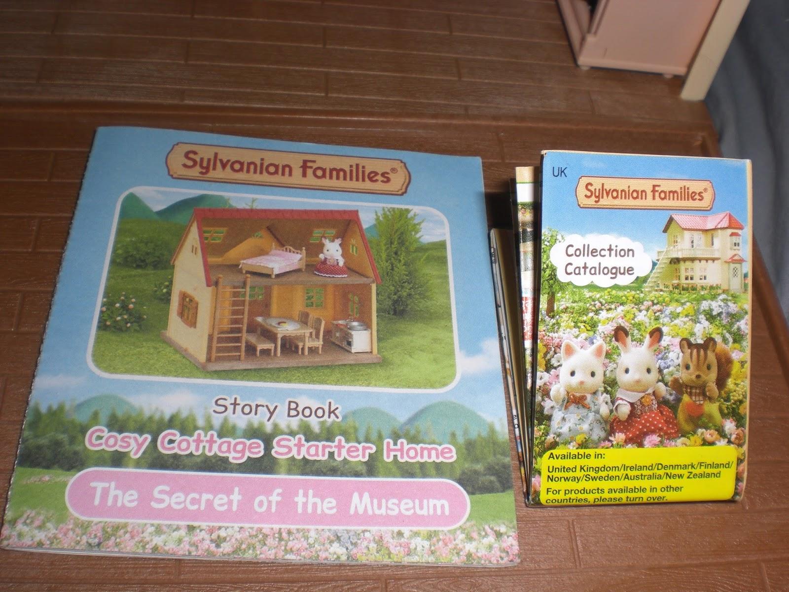 La scatola delle meraviglie recensione cosy cottage for 1 1 2 piani di cottage storia