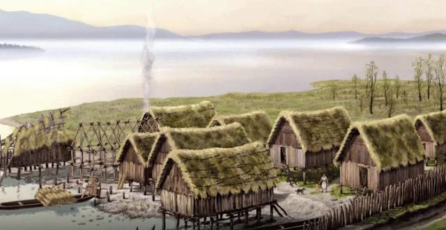 жилище древнего человека