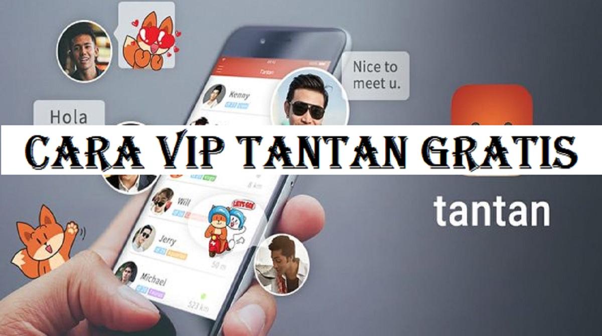 Cara VIP Tantan Gratis