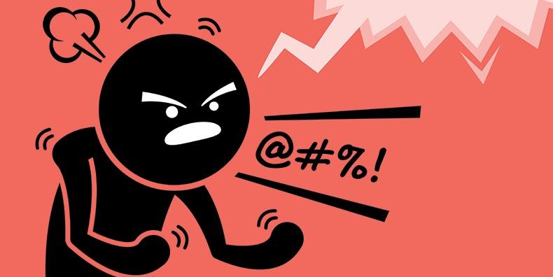 angry, anger