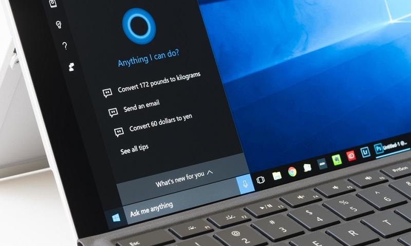 windows voice recognition