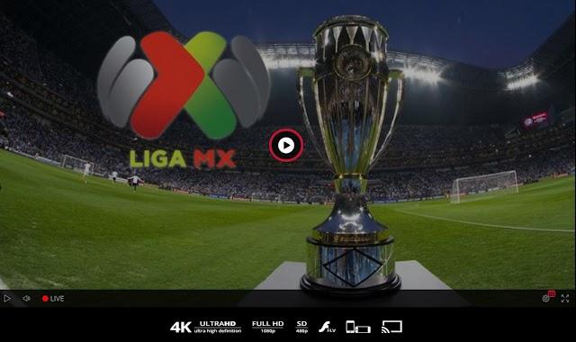 de la Liga MX en vivo