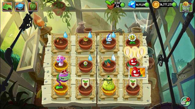 cheat plants vs zombie 2 unlimited diamond