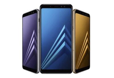 bodi dan desain Samsung Galaxy A8 (2018)