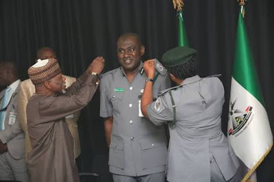 Customs Promotes Over 1,900 Senior Officers