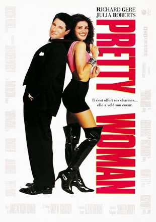 Pretty Woman 1990 BRRip 720p Dual Audio In Hindi English