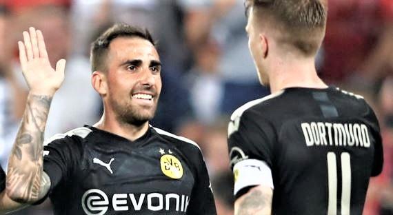 FC Cologne against BVB