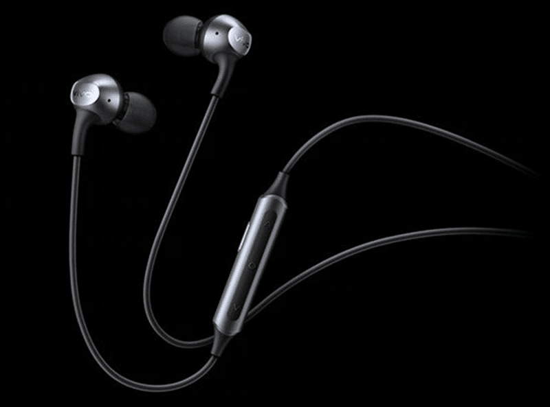 Vivo launches a budget wired earphones with golden ear tuning