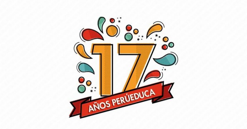 PerúEduca cumple 17 años - www.perueduca.pe