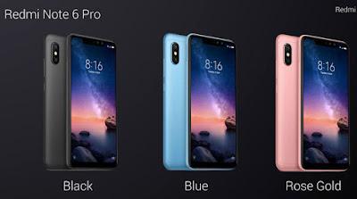 Cara Hard Factory Reset Xiaomi Redmi Note 6 Pro Gampang Kok Gan