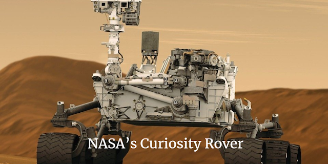 NASA's Curiosity Rover Finds 'Secretive Spike' in Oxygen Levels on Mars, Scientists astounded