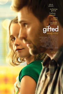 GIFTED review starring Chris Evans