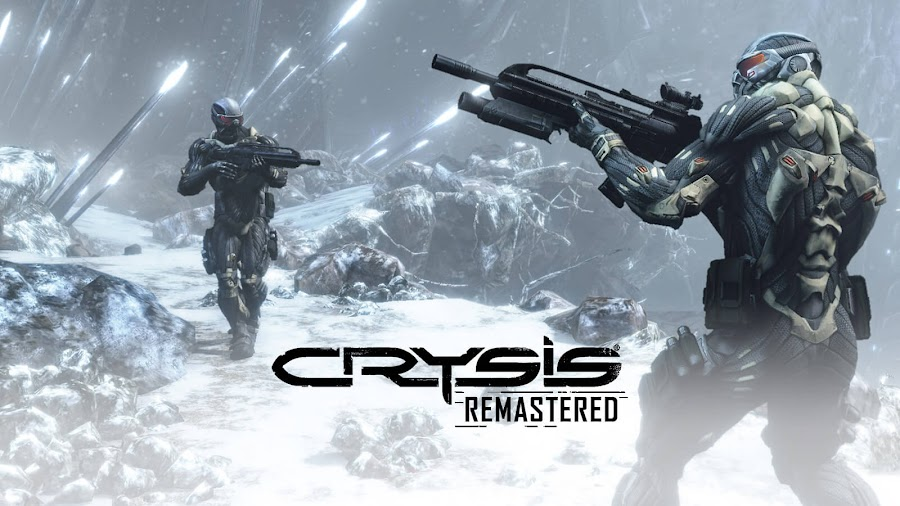 crysis remastered gameplay delayed release pc ps4 ps5 xb1 xsx 2007 first-person shooter game nomad crytek