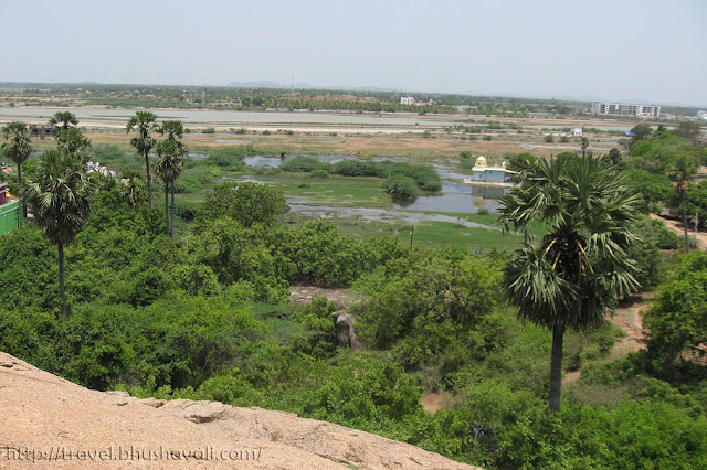 View from Mahabalipuram lighthouse