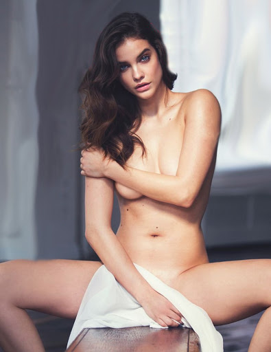 Barbara Palvin naked photo shoot for Lui magazine