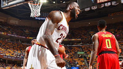 NBA : Cavs Cruise Into Game 2 Versus Raptors