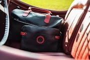 Luxury Leather Luggage by The Outlierman