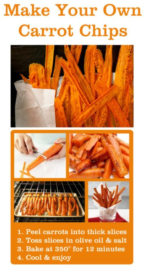 Tasty and easy healthy snack food alternatives to potato chips for Quick snacks to make with potatoes