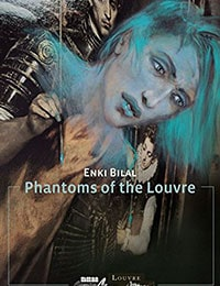 Phantoms of the Louvre Comic