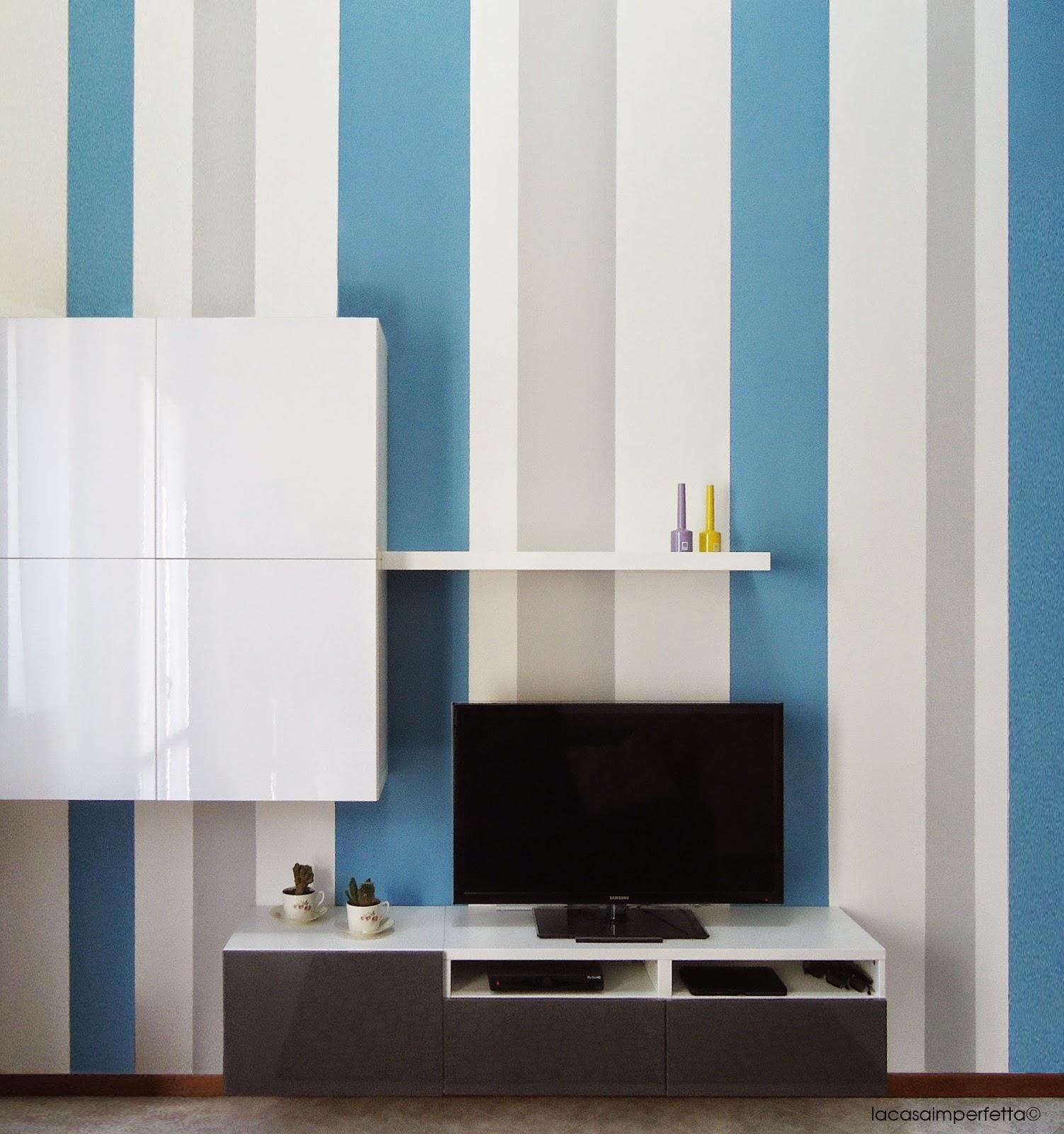 Rinnovare Pareti Di Casa la casa imperfetta: una questione di colore