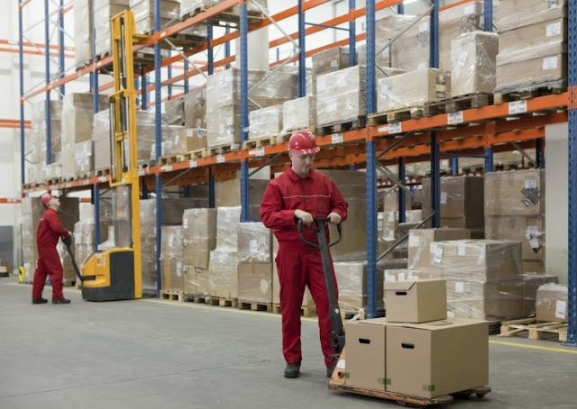 Three Common Types of Warehouse Storage Solutions