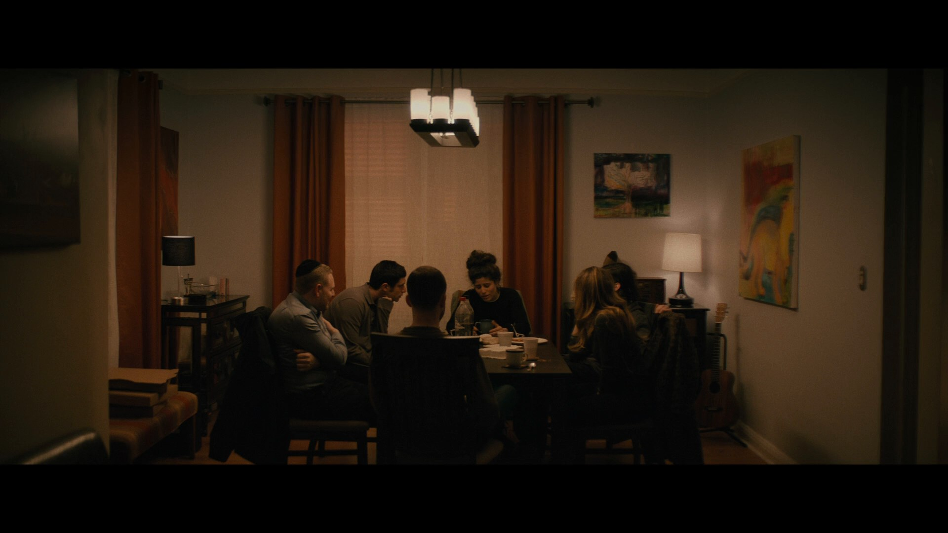 The Vigil (2019) 1080p BRRip