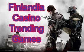 Finlandia Casino Trending Games 2019