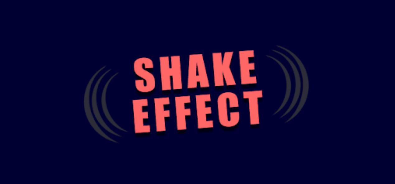 how to shake on capcut