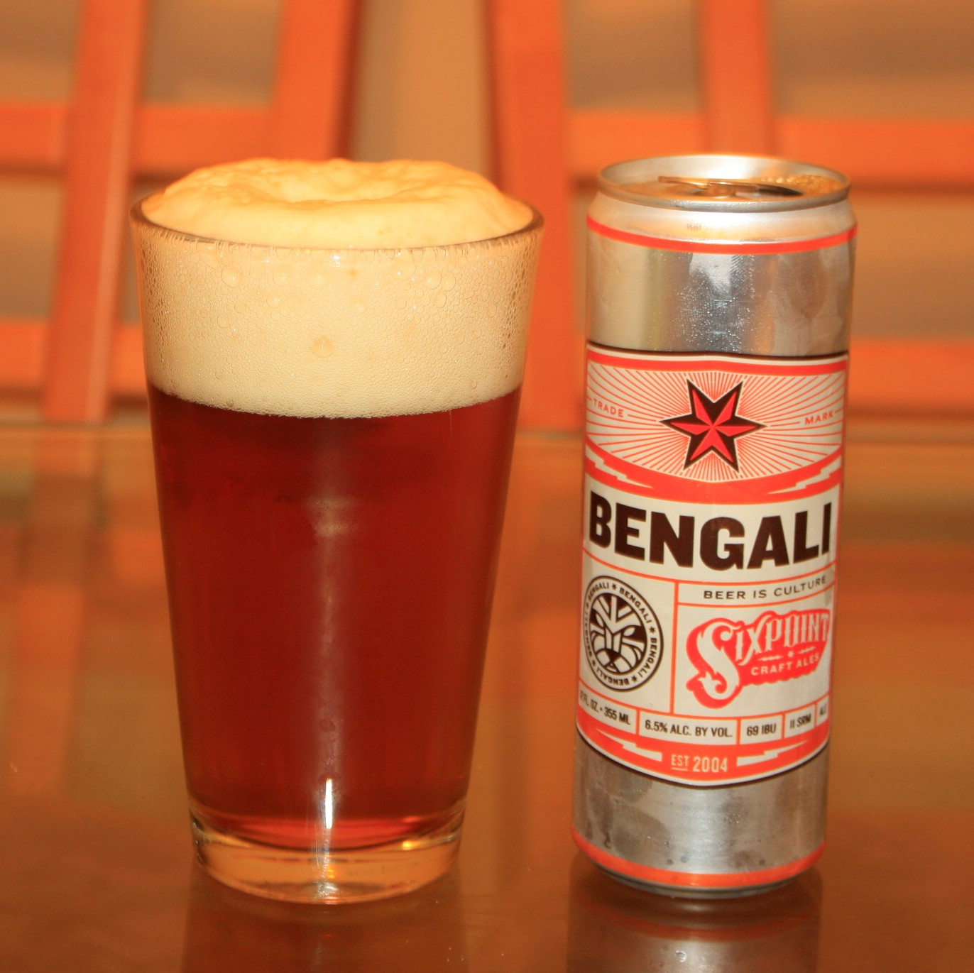 Nick's Beer Blog: Sixpoint Bengali Review