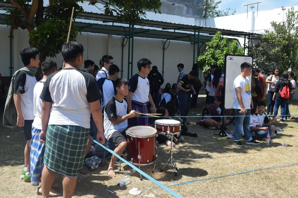 Sambut HUT RI Ke 72, SMA Kristen Kalam Kudus Gelar Pesta Rakyat