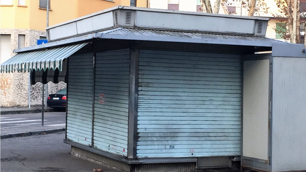 Edicole dismesse bando chioschi edicole