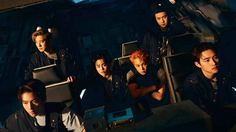 EXO's Album 'DON'T FIGHT THE FEELING' Reaches High Ranks on Billboard Chart
