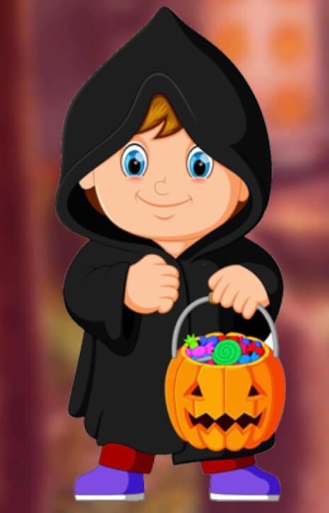 Games4King Halloween Boy …
