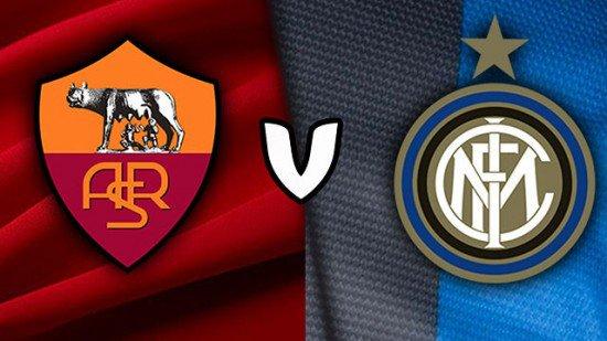 مشاهدة مباراة روما وانتر ميلان بث مباشر