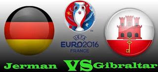 Jerman vs Gibraltar