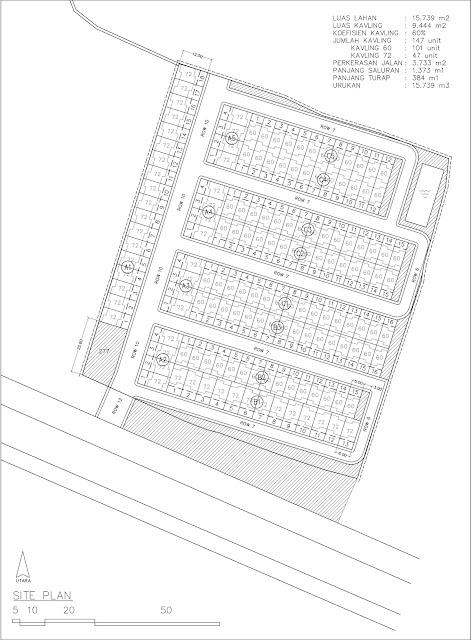 Gambar Jasa Desain Site Plan