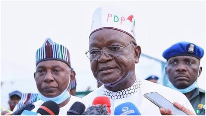 I Will Never Shut Up, You've Failed - Ortom To Buhari Govt | CABLE REPORTERS