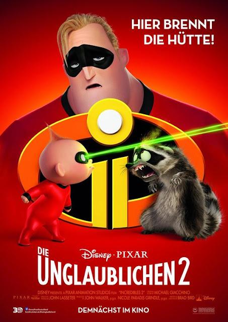 تحميل ومشاهدة فيلم الابطال الخارقين الثاني 2018 مدبلج باللغة العربية - The Incredibles 2