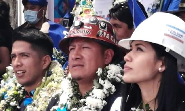Fallece Orlando Gutiérrez, dirigente minero totalmente identificado con el MAS