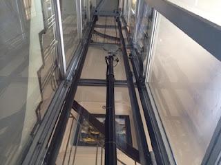 Lắp đặt thang máy ở công trình cũ