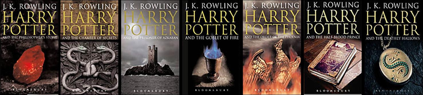Harry Potter adult series