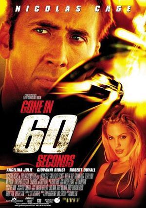 60 segundos (2000) [BRrip 1080p] [Latino] [Acción]