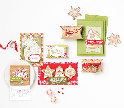 gingerbread & peppermint suite