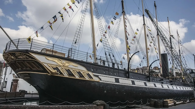 4. ss Great Britain