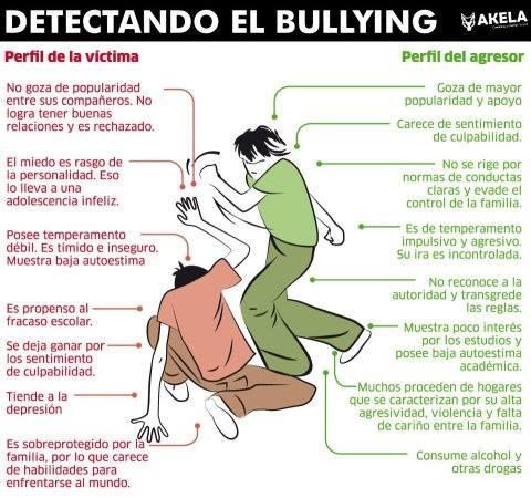 """Detectando el Bullying"" - Imagen"